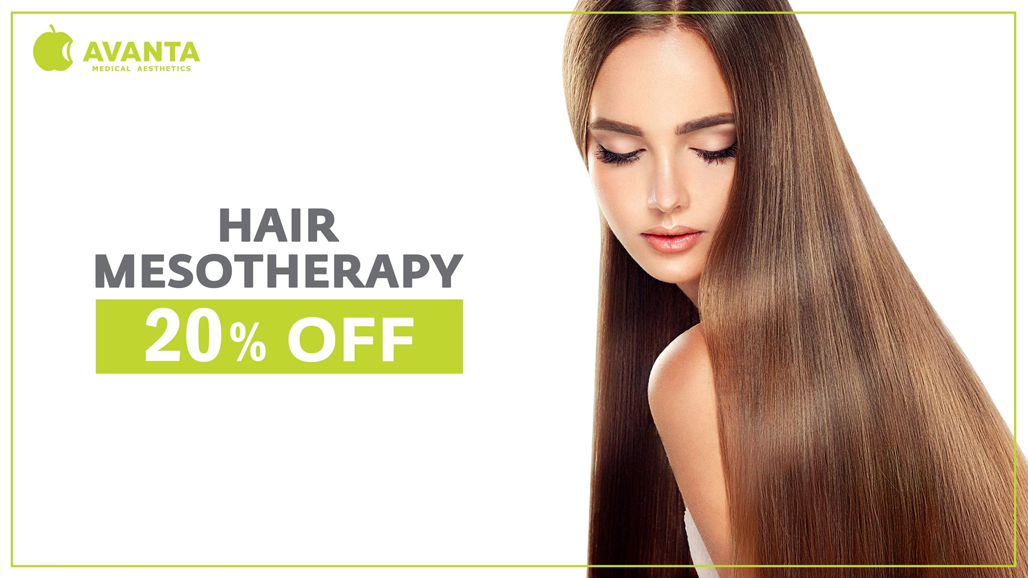Special Offer for Hair Mesotherapy
